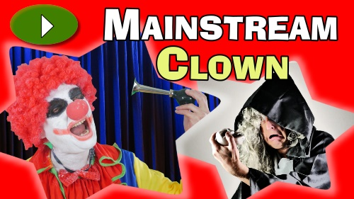 Mainstream-Clown